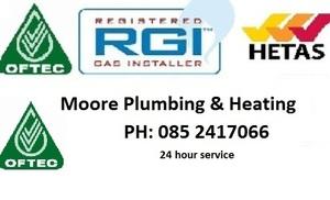 Moore Plumbing & heating services