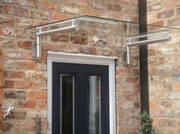 Glass Canopy Small Brackets