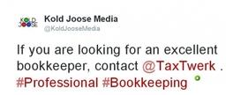 Kold Joose Media Twitter
