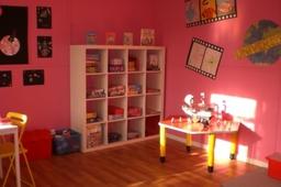 Afterschool Boardgames Room