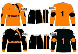 Goalie Kit Design