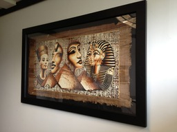 Papyrus Framing