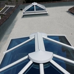 flat roof extension in worthing