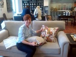 Beautiful Upholstery and Fabrics. #ManuelCanovas