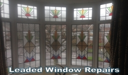 Leaded Windows - We can Supply You With Replacement Leadwork