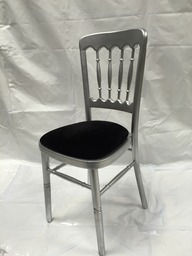 Silver Cheltenham Chair