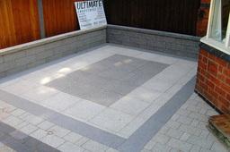 decorative-patio-area