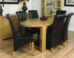 Large Selection of Solid Oak Dining Furniture