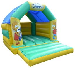 Simpsons Castle to Hire at £50 a day