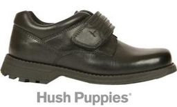 Hush Puppies Attack New Logo