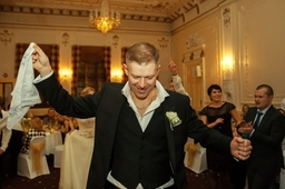 Radu And Alina Wedding 2014 Stratford Tawn Hall London Groom Dancing Original