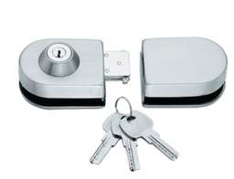 Glass Door Lock Eli 040
