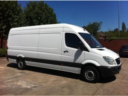 Mercedes benz sprinter long wheel base
