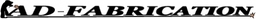 Ad Frabrication Logo