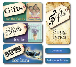 Web Banners for Maiden Voyage