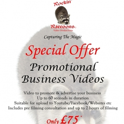 Business Flyer White