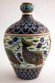 Burmantofts vase, Sold £3,400
