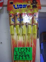 Large Rockets
