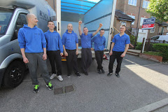 Our removal company London team
