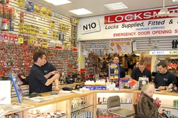 N10 Locksmiths Store