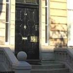 Apartment Front Entrance