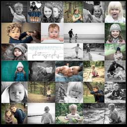 Newborn and family portraiture