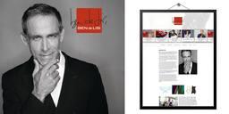 Ben De Lisi Website Design
