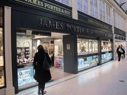 Argyll Arcade Glasgow Jewellers - James Porter & Son