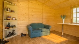 Interior Farewell Room