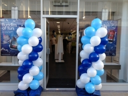 Launch Day for the O2 Store Bognor