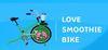 Love Smoothie Bike