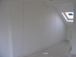 MDF wardrobe