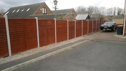 Fencing Installed by S T Gardening