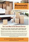 Werretts Removals & Vehicle Movements