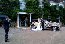 Beauford Classic Wedding Car Powdermills