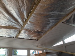 Insulated Conservatory Ceilings