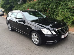 Mercedes E Class estate car