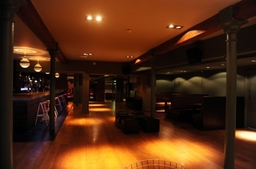 Bar and restaurant works, first of The Blackdog Ballroom brand in Manchester