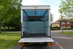 removal luton van North London