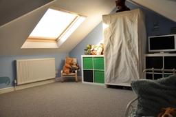 Tameside Loft Conversion - Extra Bedroom