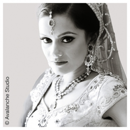 Asian Bridal Portrait Photography