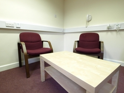 Ground floor meeting room - ideal for counselling ...