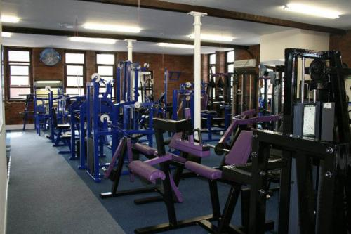 Fusion Fitness 1st Floor City Mills Peel Street Morley