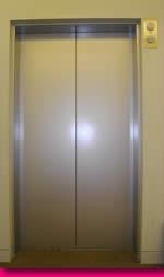Lift Door Spraying