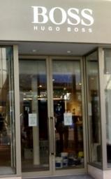 Shopfront spraying - Retail
