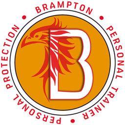 Brampton Personal Trainer (logo design)