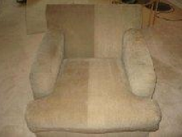 For professional upholstery cleaning call: 0800 999 3833. (Option 1)