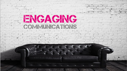 Engaging Communications is a marketing consultancy