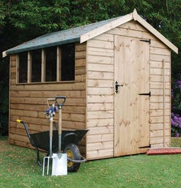 Apex Garden Sheds Hampshire Winchester