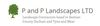 P & P Landscapes Ltd